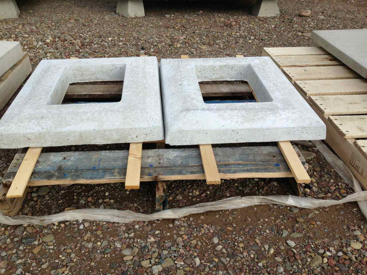 Concrete Chimney Blocks : The fagenstrom co concrete post caps great falls mt