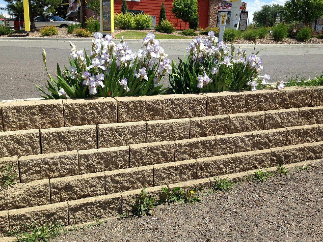 block retaining wall design manual