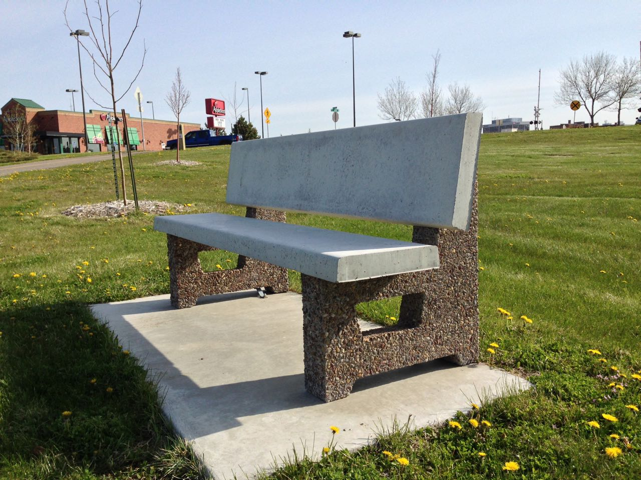 The Fagenstrom Co Concrete Picnic Tables And Benches