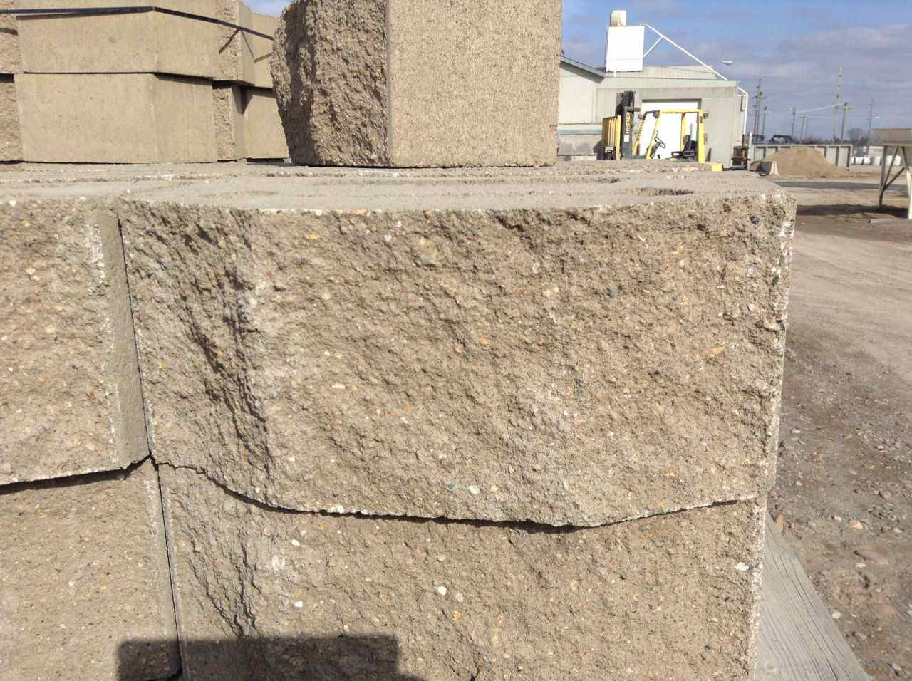 The Fagenstrom Co Keystone Retaining Wall Block Great